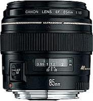 Canon EF 85mm f/1.8 USM (Schwarz)