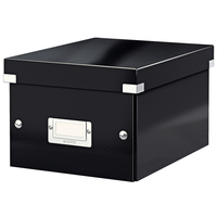 Leitz Storage Box Click & Store Small (Schwarz)