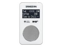 Sangean DPR-34+ (Weiß)