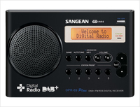 Sangean DPR-69+ (Schwarz)