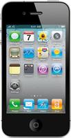 Apple iPhone 4 8GB Schwarz (Schwarz)
