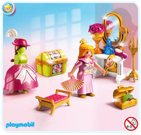 Playmobil 5148 - Ankleidesalon (Mehrfarbig)