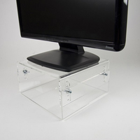 Newstar NSMONITOR40 Monitor/TV Zubehör (Transparent)