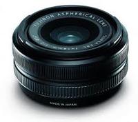Fujifilm XF18mmF2 R (Schwarz)