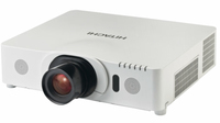 Hitachi CP-WU8440 Beamer/Projektor (Weiß)