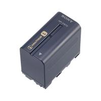 Sony NP-F970 Wiederaufladbare Batterie / Akku (Schwarz)