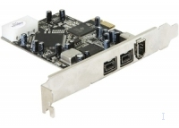 DeLOCK PCI Express card FireWire A / B