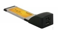 DeLOCK Express Card to 2x USB 2.0