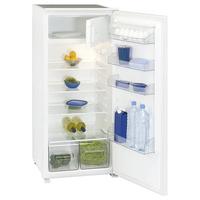 Exquisit EKS201A+ Kombi-Kühlschrank (Weiß)
