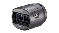 Panasonic VW-CLT2E-H Kameraobjektiv (Schwarz)