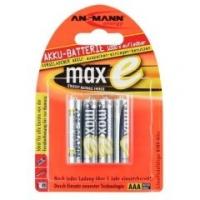 Ansmann 1x4 800 mAh - Micro / AAA / HR03