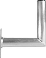 TechniSat 0000/1723 Wand-/Deckenhalterungs-Zubehör (Silber)