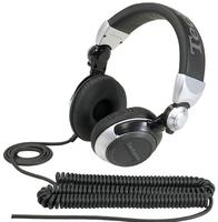 Panasonic RP-DJ1210E-S Kopfhörer (Silber)