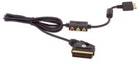 Bigben Interactive RGB/AV Cable (Schwarz)