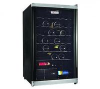 Exquisit BC1-15 Weinkühler (Schwarz)