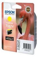 Epson Singlepack Yellow T0874 Ultra Gloss High-Gloss 2
