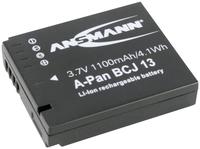 Ansmann A-Pan DMW BCJ 13 (Schwarz)