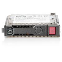 Hewlett Packard Enterprise 300GB 6G SAS SFF (Schwarz)