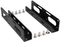 InLine 39950K Montage-Kit (Schwarz)