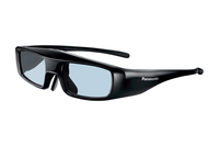 Panasonic TY-ER3D4ME stereoscopische 3D-brille/Fernglas (Schwarz)