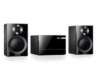 Samsung MM-E320 Homestereoanlage (Schwarz)