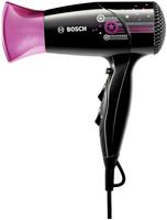 Bosch PHD2511 Haartrockner/Föhn (Schwarz, Pink)