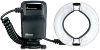 Nissin MF18 Macro Flash (Schwarz)
