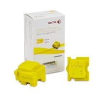Xerox Original Xerox-Festtinte Gelb für ColorQube 8700/8900 (2 Sticks, 4.200 Seiten)