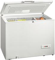 Siemens GC27MAW40 Gefriermaschine (Weiß)