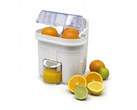 Trebs 21136 Zitronenpresse (Weiß)