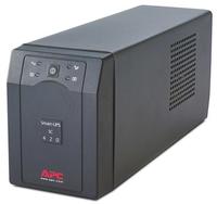 APC Smart-UPS SC 420VA 230V (Grau)