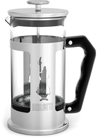 Bialetti French Press (Schwarz, Silber, Transparent)
