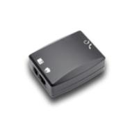 Konftel 900102126 Telefonumschalter-Zubehör (Schwarz)
