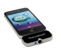 Medisana ThermoDock (Schwarz)