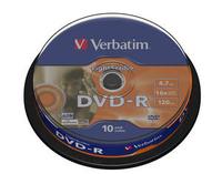 Verbatim DVD-R Lightscribe V1.2