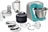 Bosch MUM54520 Küchenmaschine (Blau, Silber)
