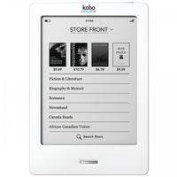 Kobo Touch (Silber, Weiß)