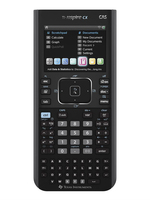 Texas Instruments TI-Nspire CX CAS (Schwarz)