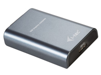 iTEC USB3HDTRIO Videosplitter (Schwarz)