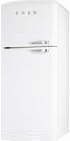 Smeg FAB50BS Kühl-Gefrierschrank (Weiß)