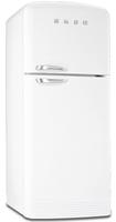 Smeg FAB50B Kühl-Gefrierschrank (Weiß)