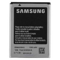 Samsung EB464358VUC Wiederaufladbare Batterie / Akku (Schwarz)