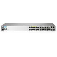 Hewlett Packard Enterprise ProCurve 2620-24-PPoE+ (Grau)