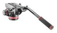 Manfrotto Pro Video (Schwarz, Rot)