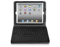LUXA2 SlimBT Stand Case for the new iPad (Schwarz)