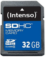 Intenso 32GB SDHC Class 4