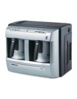 Beko BKK 2113 Kaffeemaschine (Silber)