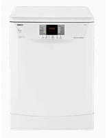 Beko DFN 6634 Spülmaschine (Weiß)