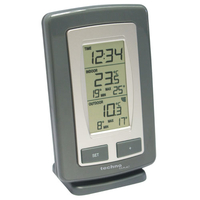 Technoline WS 9245-IT Wetterstation (Schwarz)