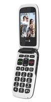 Doro PhoneEasy 612 (Schwarz, Weiß)